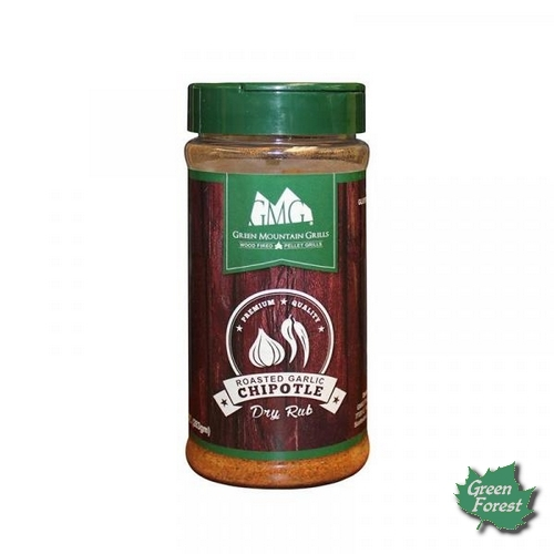 Green Mountain Garlic Chipotle rub