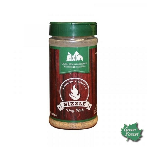 Green Mountain Grills Sizzle blend rub